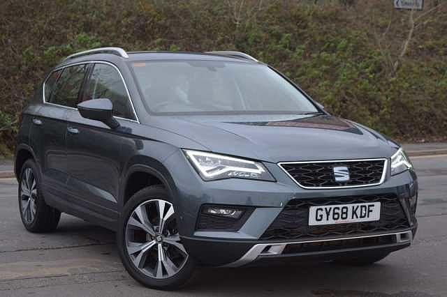 SEAT Ateca SUV 1.5 TSI EVO (150ps) SE Technology (s/s)